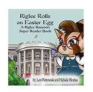 Riglee Rolls an Easter Egg Book