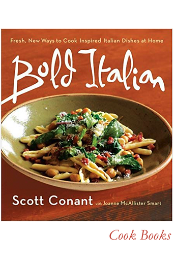 Scott Conant Cook Books