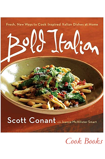 Scott Conant Cook Books