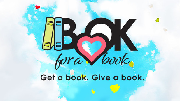 Book For A Book is a charity program benefitting The Children's Heart Foundation. For every book bought 9-18 through 11-18 on baxterthedogbooks.com a book was given in return to the foundation.