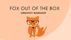 Fox Out of The Box Workshop