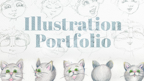 Jennifer Hart's Illustration Portfolio