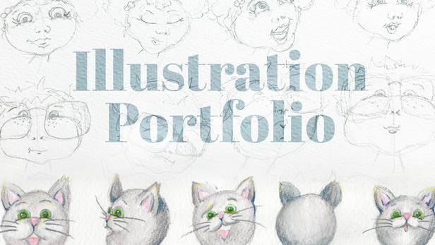 Jennifer Hart's Illustration Portfolio