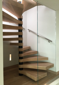 Glass railings Miami