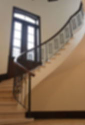 steel railings, miami stairs, miami glass railings, florida stairs, florida railings