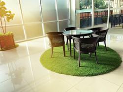 Kunstrasen-Indoor-Büro-Haus-Teppich