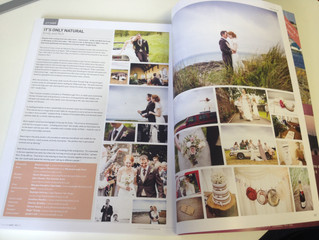 Featured in WED Magazine