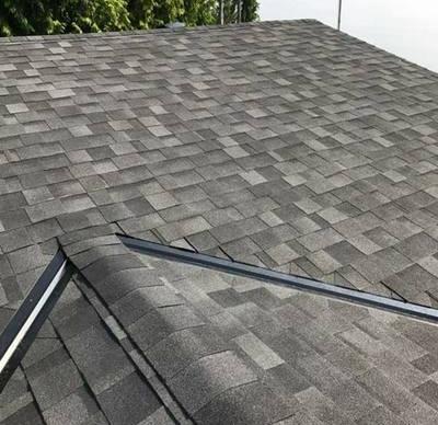 IKO Cambridge IR (Impact Resistant) SBS Modified Roofing Installation in Lakebay