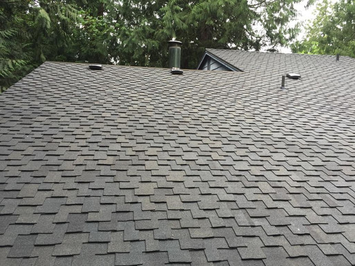 New CertainTeed Presidential Asphalt Shingle Roofing System in Lake Tapps
