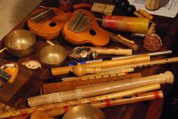 flute around