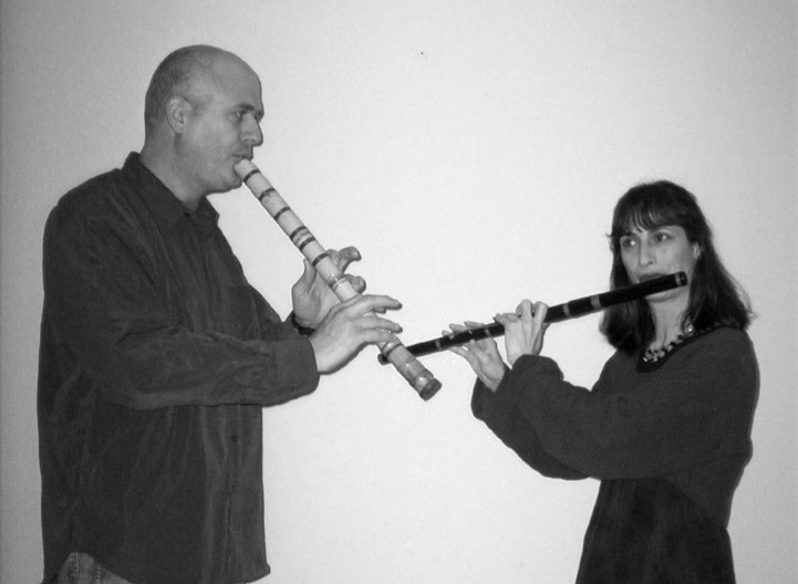 flute around the glube
