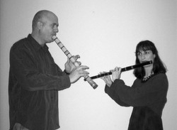 flute around the glube