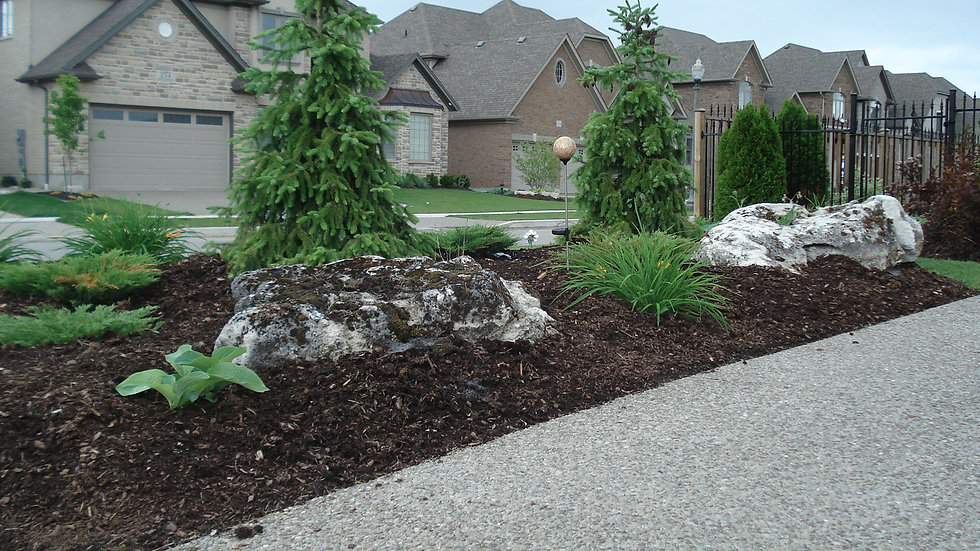 Composted Pine Mulch (CPM)