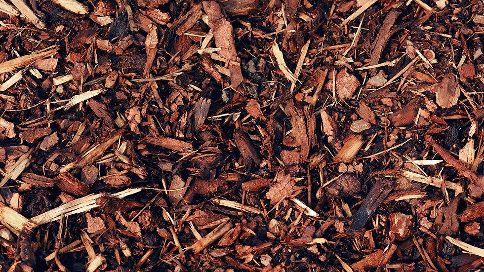 Shredded Pine Mulch (SPM)