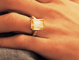 A Little Inspiration From Celebrity Engagement Rings