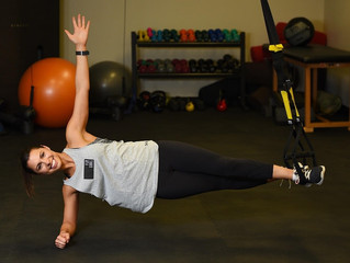 New To ASMP: TRX Training