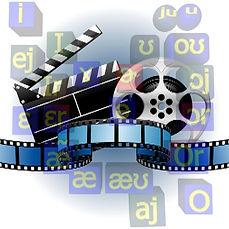 Видео уроки английского языка, английский для начинающих, фонетика английского, произнесение английских слов