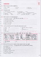 Упражнения по грамматике английского для начинающих, урок 1.