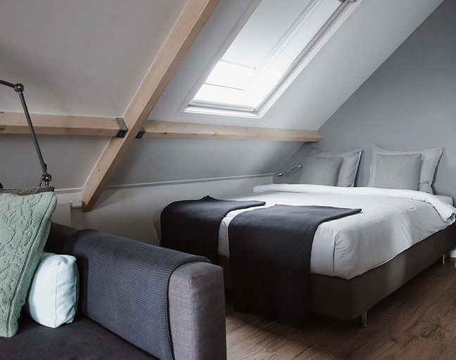 Bedstaykamer 2 persoons boxspring
