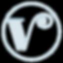 VictorsWeddingDesign-beeldmerk-blauw-op-