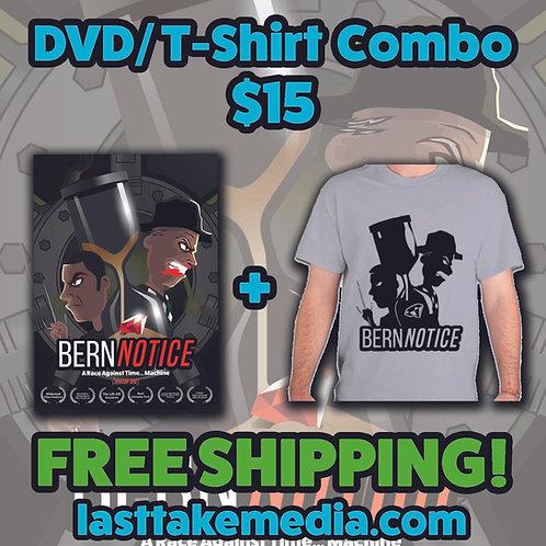 DVD/T-shirt Combo