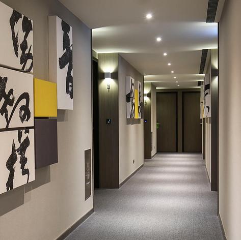 飯店內畫作訂製