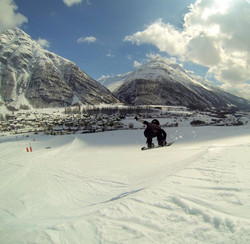 Pistes de ski alpin
