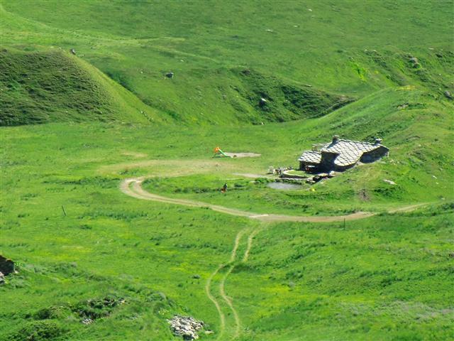 Chalet d'alpage de Carine à Bessans