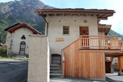La Maison d'Antoine à Bessans