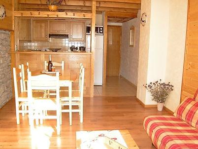 Appartement La Clématite pour 6 personnes à Bessans en Haute-Maurienne Vanoise