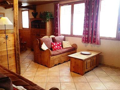 Appartement Le Lys Martagnon pour 6 personnes à Bessans en Haute-Maurienne Vanoise