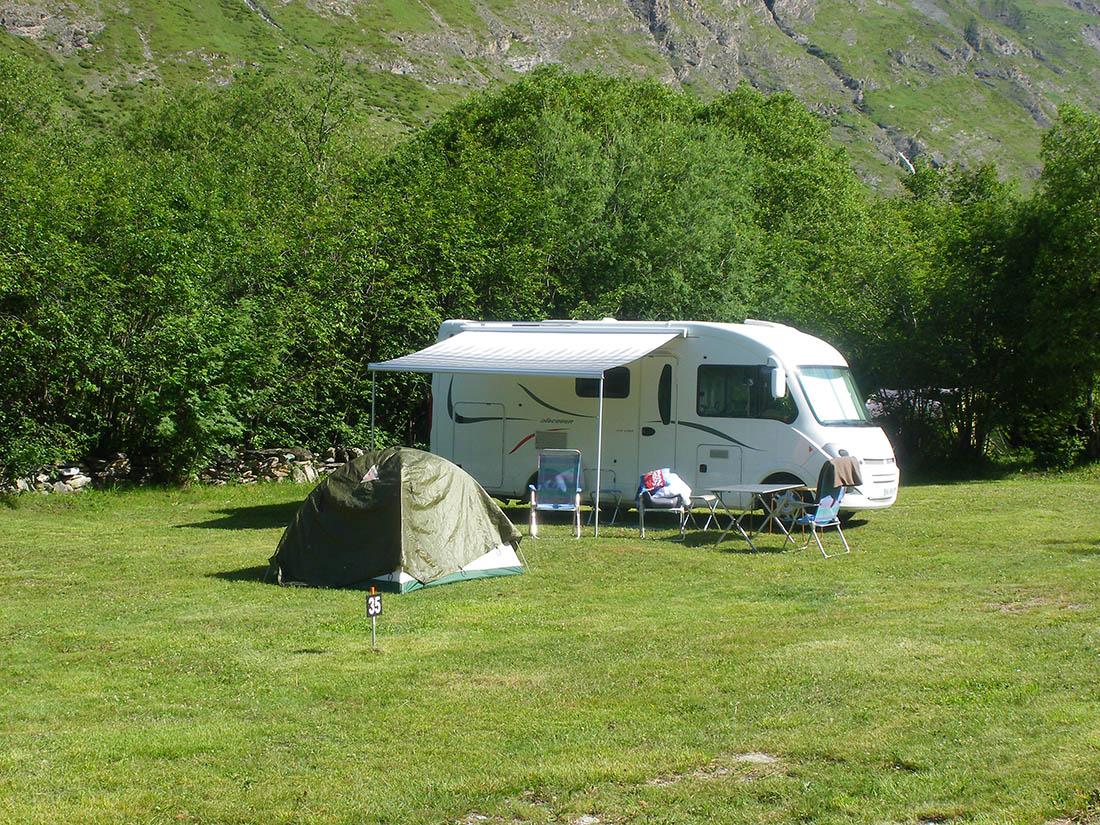 Camping Municipal de Bessans l'Illaz