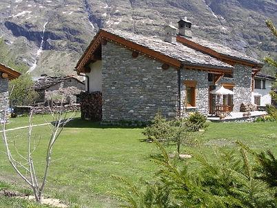 Appartement Le Charbonnel du Chalet de Marie pour 6 personnes à Bessans en Haute-Maurienne Vanoise