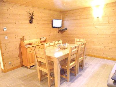 Appartement Pin Cembro pour 6 personnes à Bessans en Haute-Maurienne Vanoise