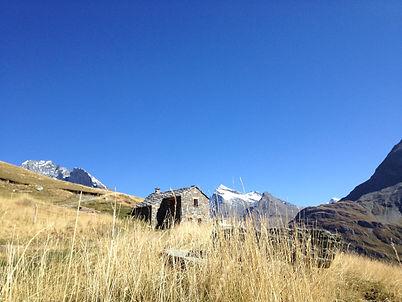 Le Chalet d'Alpage peut accueillir jusqu'à 6 personnes
