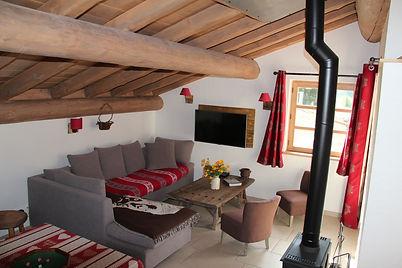 Appartement Pin Sylvestre pour 8 personnes à Bessans en Haute-Maurienne Vanoise