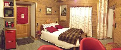 Chez Mamie Anna ce sont 5 jolies chambres d'hôtes
