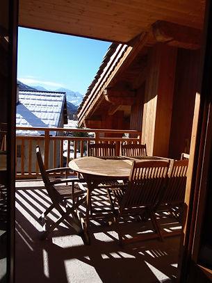 Appartement le Lys Blanc pour 6 personnes à Bessans en Haute-Maurienne Vanoise