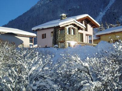 Appartement Le Fauchette pour 6 personnes à Bessans en Haute-Maurienne Vanoise