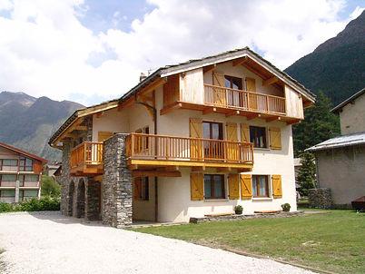 Appartement Lo Cardaleng pour 6 personnes à Bessans en Haute-Maurienne Vanoise