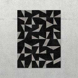 Mid-Century Modern Pattern No.12