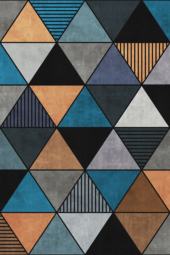 Colorful Concrete Triangles 2 ...