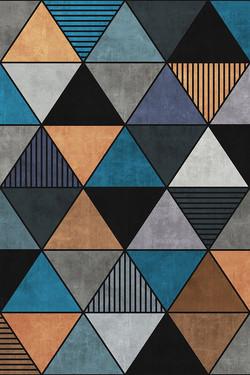 Colorful Concrete Triangles 2 ...