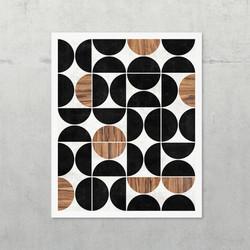 Mid-Century Modern Pattern No.1