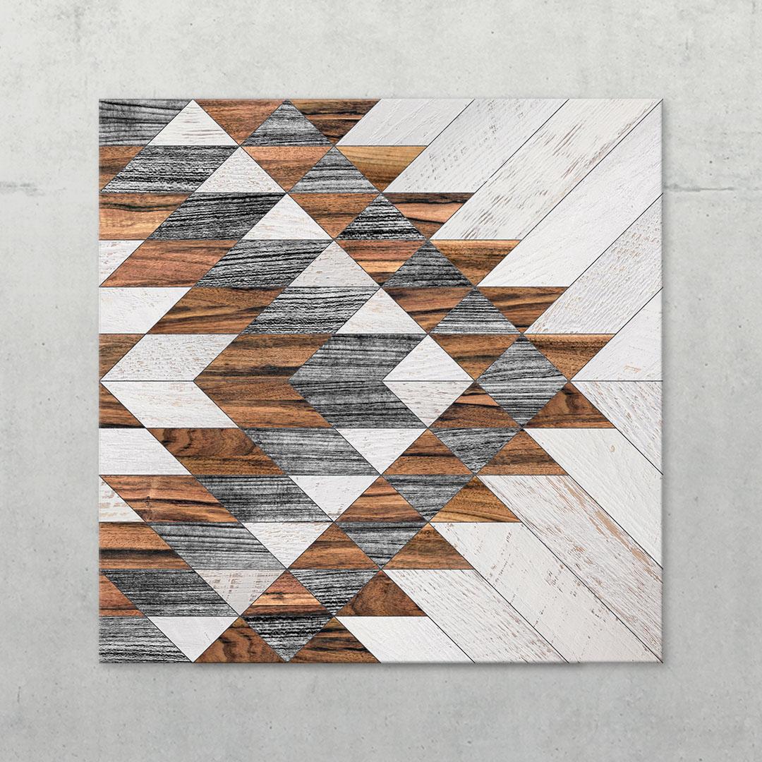 Urban Tribal Pattern No.12