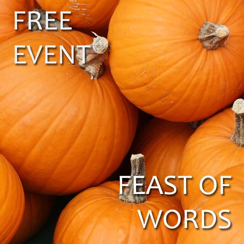 October Feast of Words