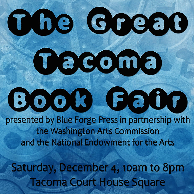 The Great Tacoma Book Fair