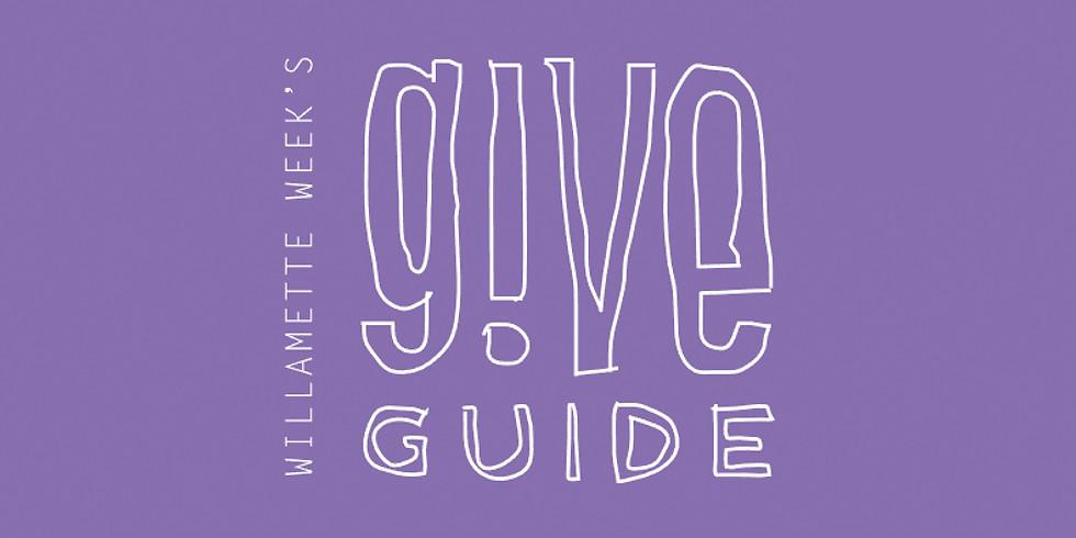 Willamette Week Give! Guide
