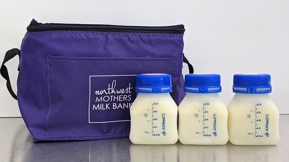 Outpatient Donor Milk (300 mls)