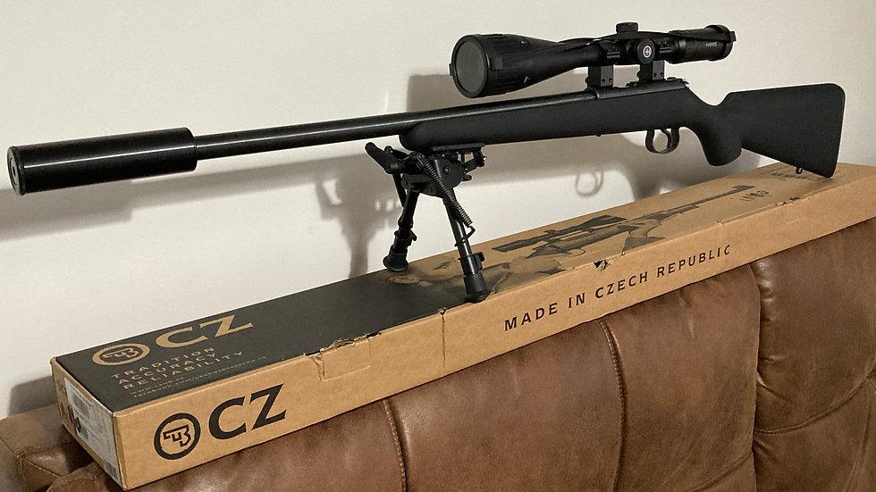 CZ 455 .22LR Rifle